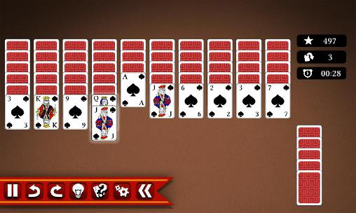 Spider solitaire 2 para Android