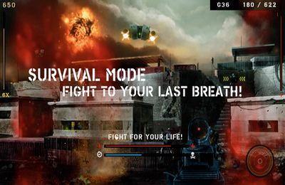 Simulation games: download Overkill to your phone