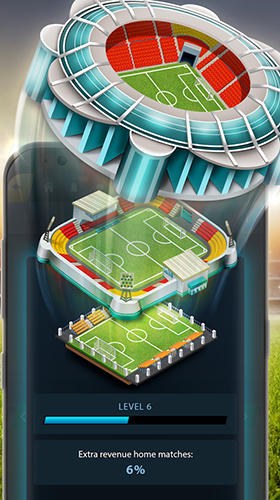 Club Manager 2019: Online soccer simulator game скриншот 1