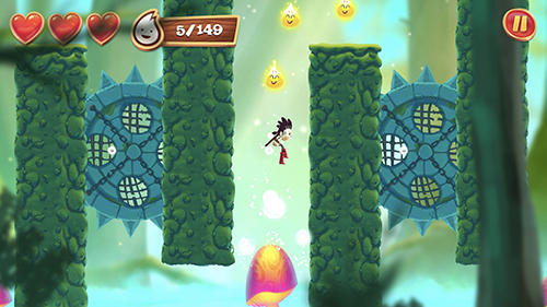 Spirit roots pour Android