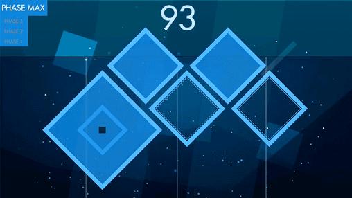 Captura de pantalla La hiper del cuadrado en iPhone
