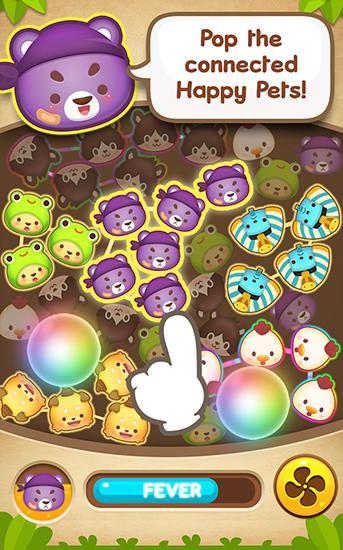 Puchi puchi pop: Puzzle game für Android
