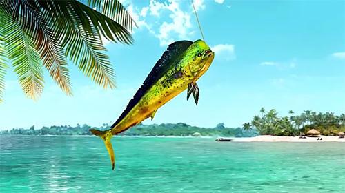Fishing clash: Catching fish game. Hunting fish 3D скріншот 1