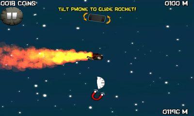 Скриншот Rope Escape на андроид