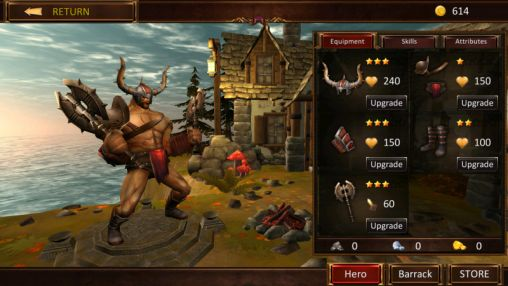 Demonrock: War of ages in English