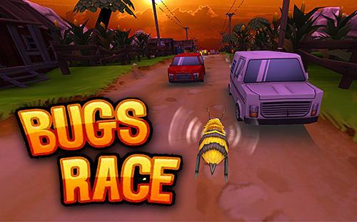 Arcade bugs fly Screenshot