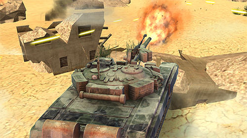 Tank shooting attack 2 für Android