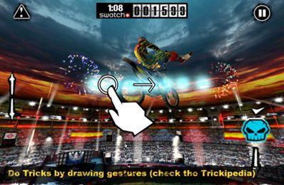 Rennspiele: Lade Red-Bull Motocrossstunts 2012 auf dein Handy herunter