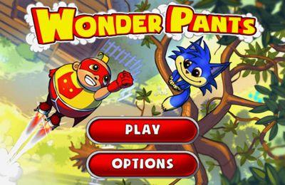 logo Wonder Pants