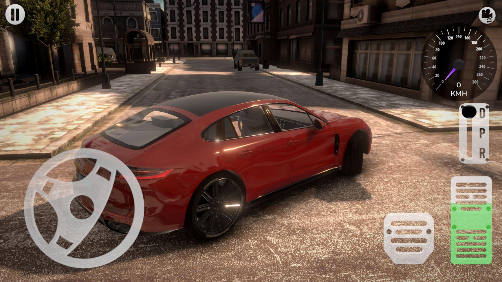 Real Car Parking: Parking Master captura de tela 1