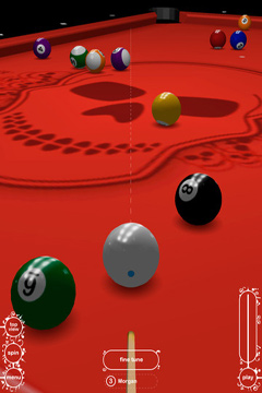 Killer Pool pour iPhone gratuitement