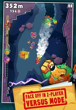 Arcade-Spiele: Lade Super Flucht vom Maulwurf auf dein Handy herunter