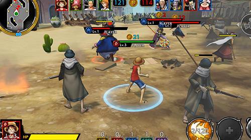 Action RPGs One piece: Bounty rush auf Deutsch