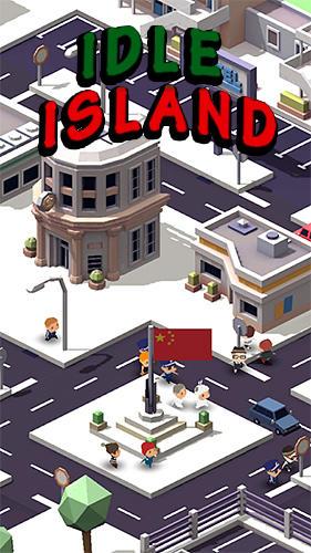 логотип Простий острів: Будівельник міста