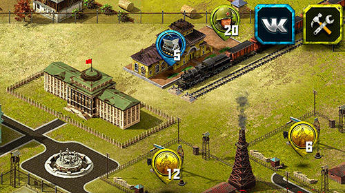 Second world war: Real time strategy game! скріншот 3