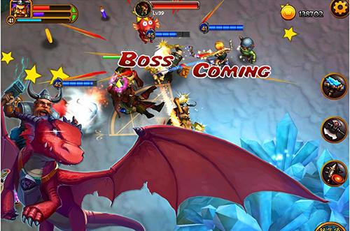Action RPG Epic raiders auf Deutsch