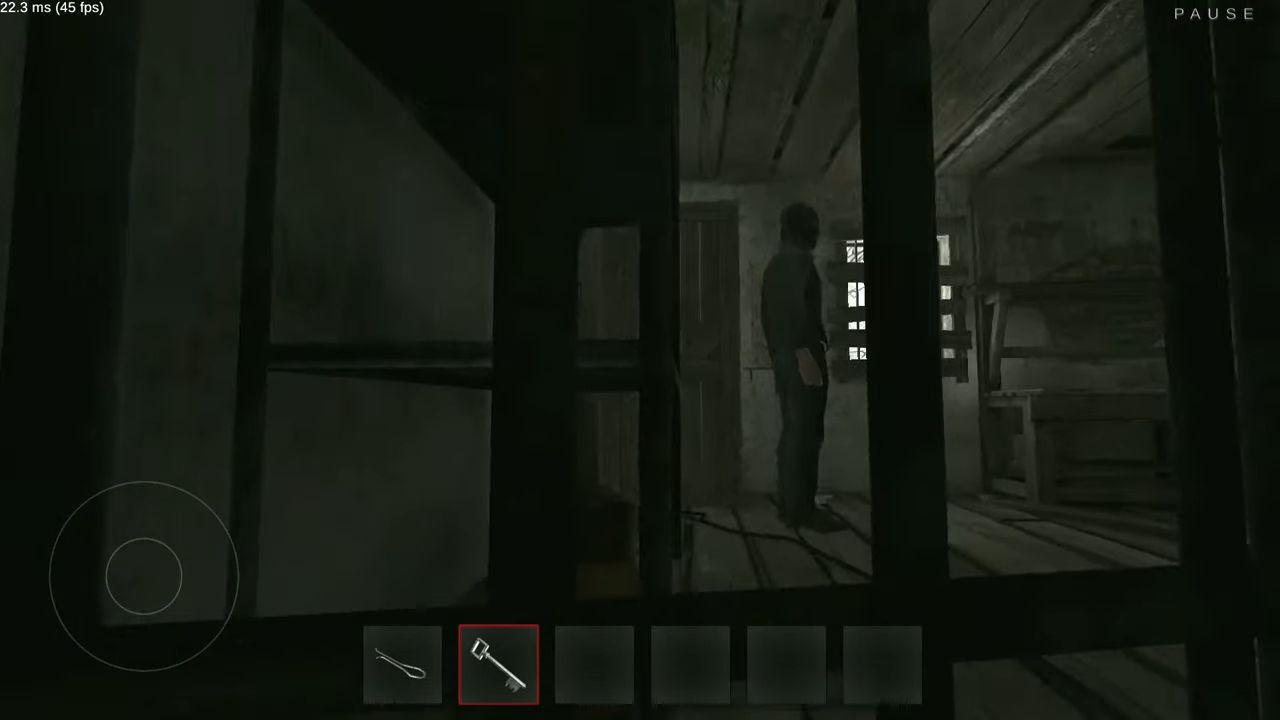 METEL HORROR ESCAPE captura de tela 1