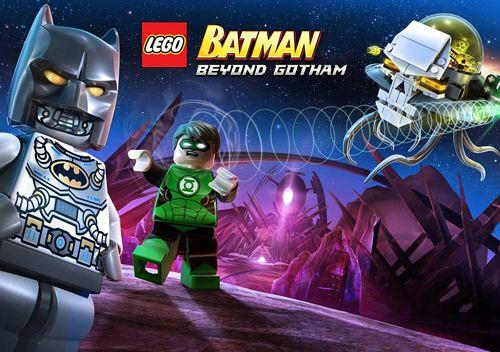 logo LEGO Batman: Beyond Gotham