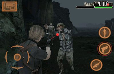 Resident Evil 4 for iPhone