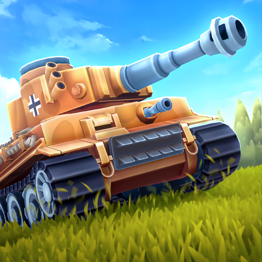 Tanks Brawl : Fun PvP Battles! icône