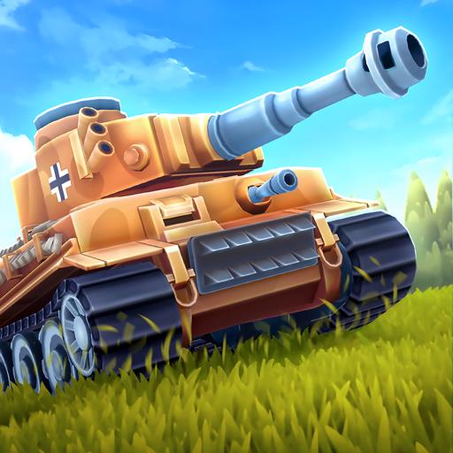 Tanks Brawl : Fun PvP Battles! Symbol