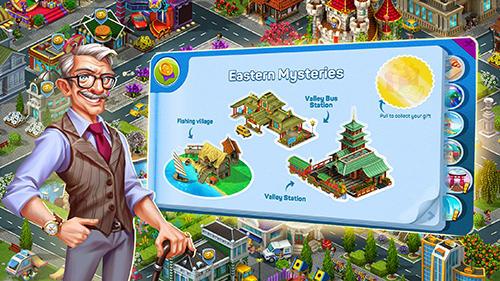 Supercity: Building game Screenshot