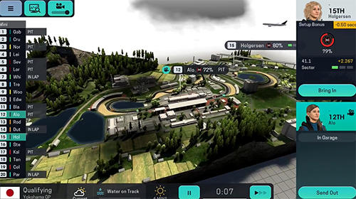 Motorsport manager 3 für Android