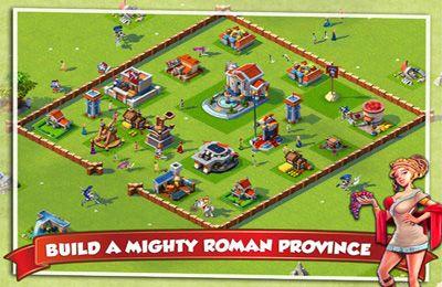 Onlinespiele: Lade Eroberung Roms auf dein Handy herunter