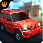 Driving academy: India 3D icône