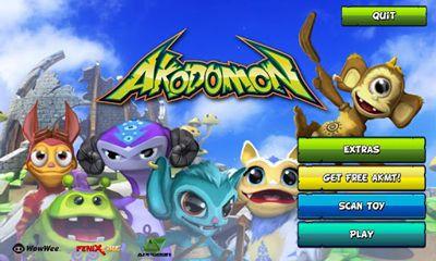 RPG Akodomon für das Smartphone