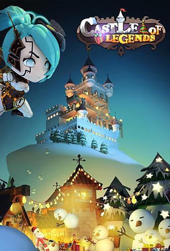 Castle of legends Screenshot