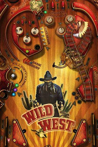 логотип Дикий Запад
