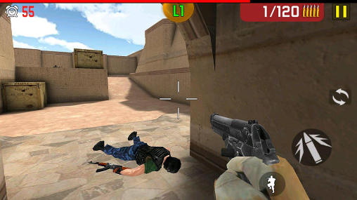 Shoot hunter-killer 3D para Android