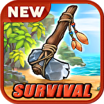 Survival at lost island 3D icono