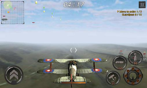 WW1 Sky of the western front: Air battle for Android