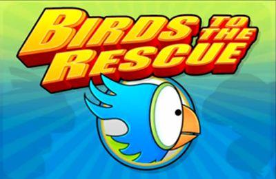 logo Pájaros al rescate