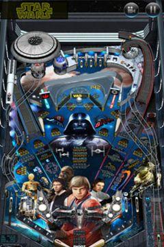 Arcade-Spiele: Lade Krieg der Sterne - Flipper auf dein Handy herunter