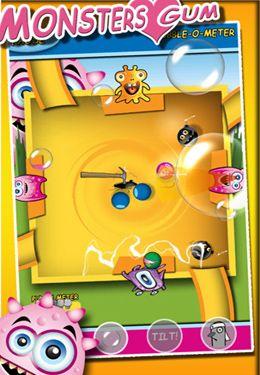 d'arcade: téléchargez Les Monstres adorent le chewing-gum: Edition de Poche sur votre téléphone