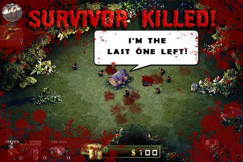 Capture d'écran La ferme exterminateur sur iPhone