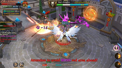 Era of discord: Dawn storm pour Android