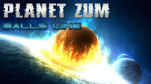 Planet Zum: Balls line screenshots