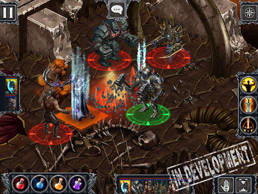 World of dungeons para Android
