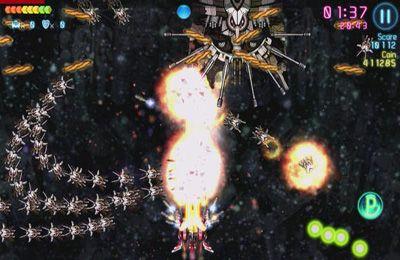 Arcade-Spiele: Lade Weltraumflieger Goldblume auf dein Handy herunter