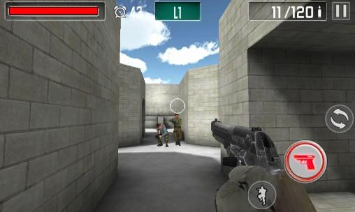 FPS : Commando gun shooting для Android