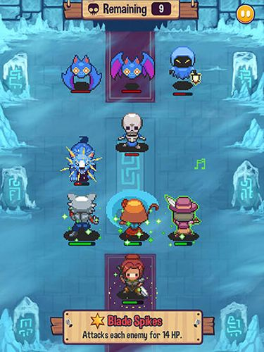 Swap Heroes 2 für iPhone