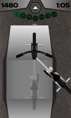 Fingerbike BMX screenshots