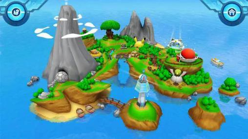 Camp pokemon для Android