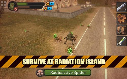 RPG Survival island R für das Smartphone