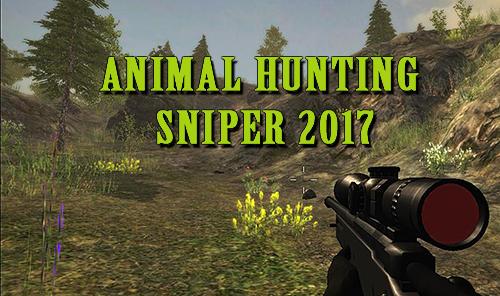 Animal hunting sniper 2017 скриншот 1