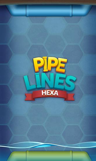 Pipe lines: Hexa Screenshot